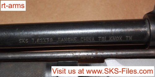 List of Russian SKS45 Importers